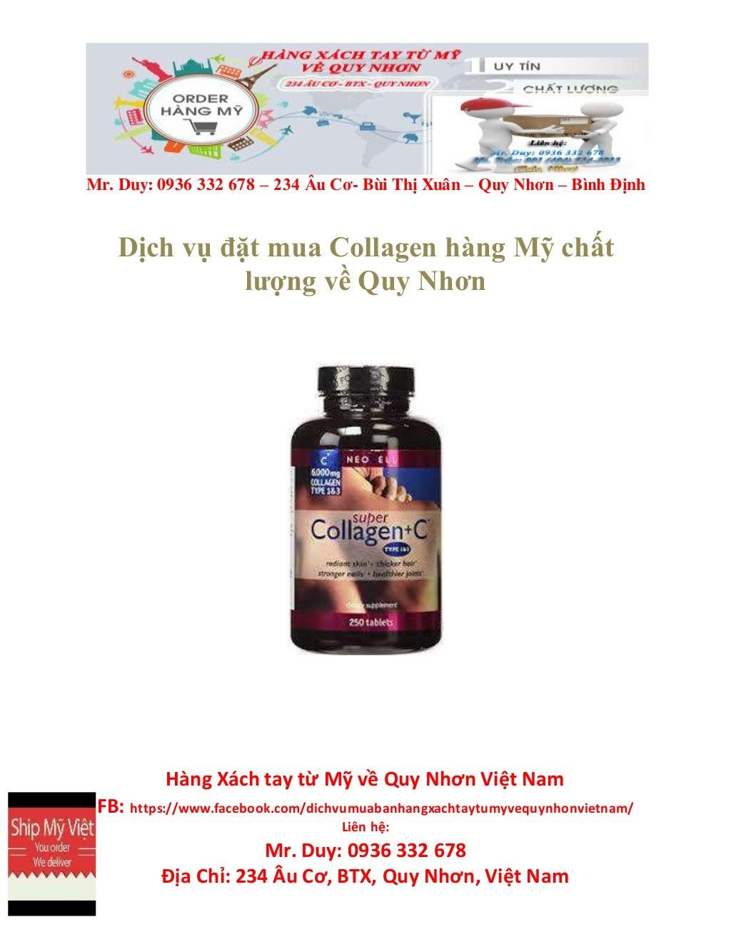Ở đâu đặt thuốc bổ xách tay ở Quy Nhơn uy tín - Magazine cover