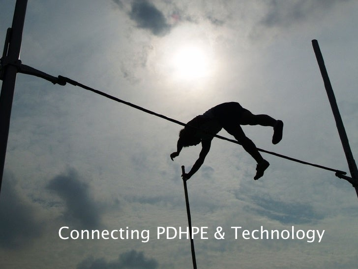 INTRO Connecting PDHPE & Technology