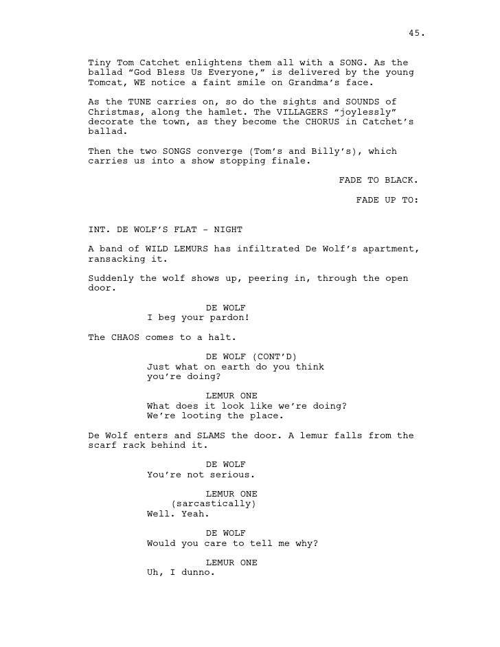 life of pi screenplay pdf