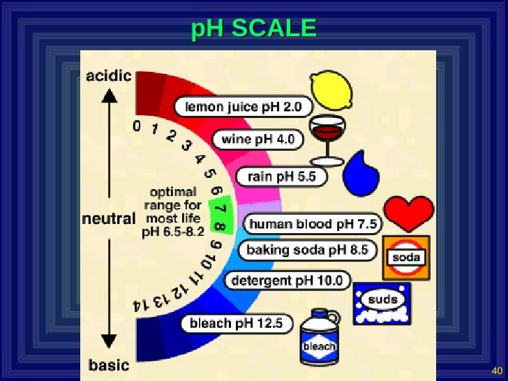 ph and health problems essay