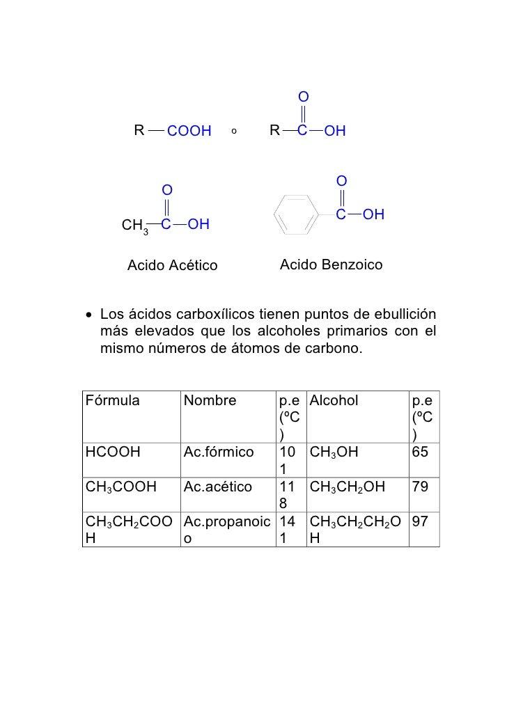 Acidos Carboxilicos ácidos Carboxílicos Tienen