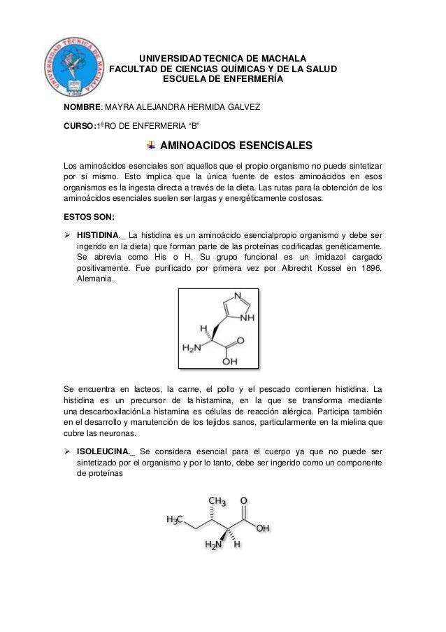 UNIVERSIDAD TECNICA DE MACHALA FACULTAD DE CIENCIAS QUÍMICAS Y DE LA SALUD ESCUELA DE ENFERMERÍA NOMBRE: MAYRA ALEJANDRA H...