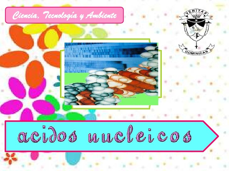 Acidos nucleicos.