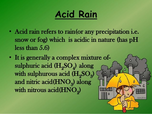 the explanation of the causes formation and effects of acid rain Acid rain has corrosive effects because it eats into metals and stone as a result, it has led to weathering of buildings, corrosion of metals, and peeling of paints on surfaces building structures made of marble and limestone are mostly affected by acid rain as the acid eats the calcium compounds in the structures.