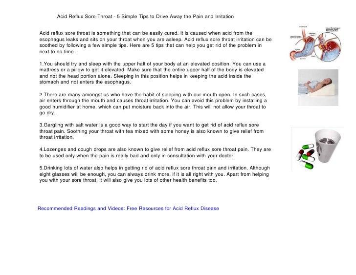 Home Heartburn Remedy Baking Soda