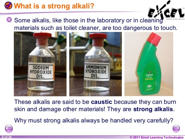 Acid and Alkali