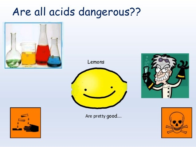 7 e acids and alkalis