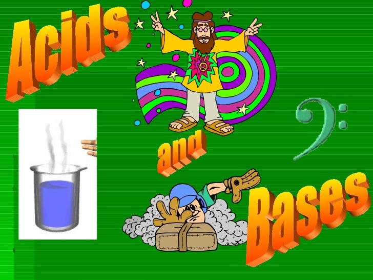 Bases Acids and