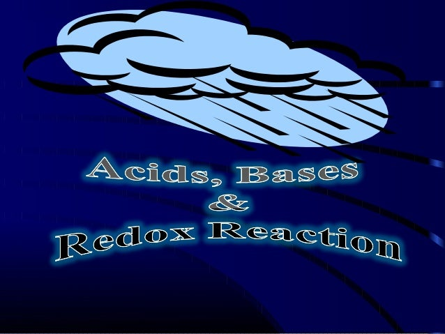 Acids and bases dr.surendran prambadath