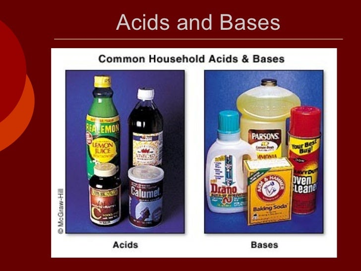an analysis of the topic of the acids and bases An acid-base titration is the determination of the concentration of an acid or base by exactly neutralizing the acid/base with an acid or base of known concentration this allows for quantitative analysis of the concentration of an unknown acid or base solution.