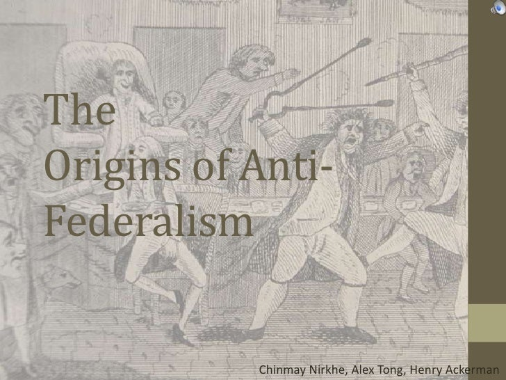 Ackerman.anti fedpowerpoint