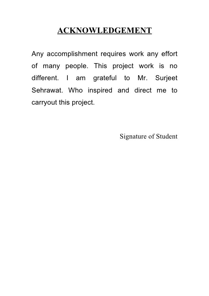 sample of acknowledgment letter in thesis