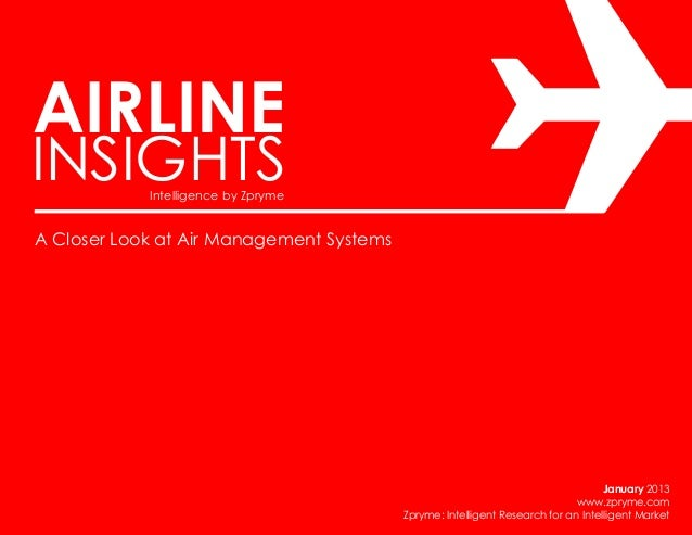AIRLINEINSIGHTS    Intelligence by ZprymeA Closer Look at Air Management Systems                                          ...