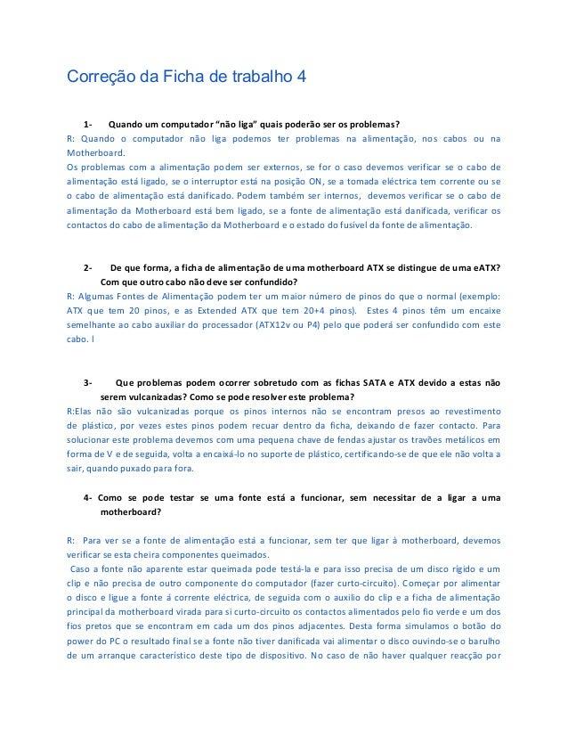 Ac m3   correção das fichas de trabalho t1