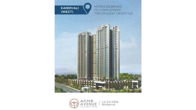 ACME Avenue - Kandivali West Project Review