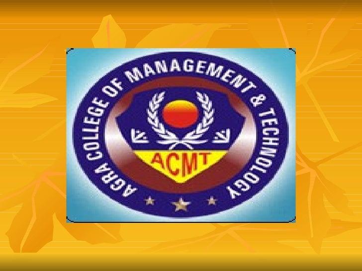 Agra college of management & technology,shikohabad