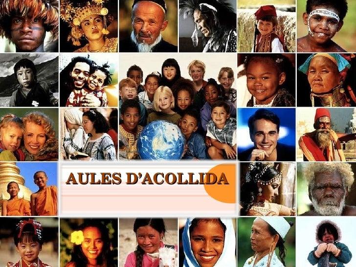 AULES D'ACOLLIDA