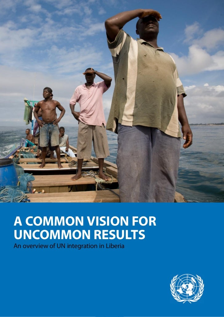 A Common Vision for Uncommon Results