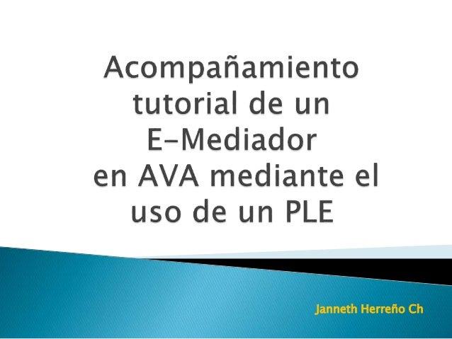 Janneth Herreño Ch