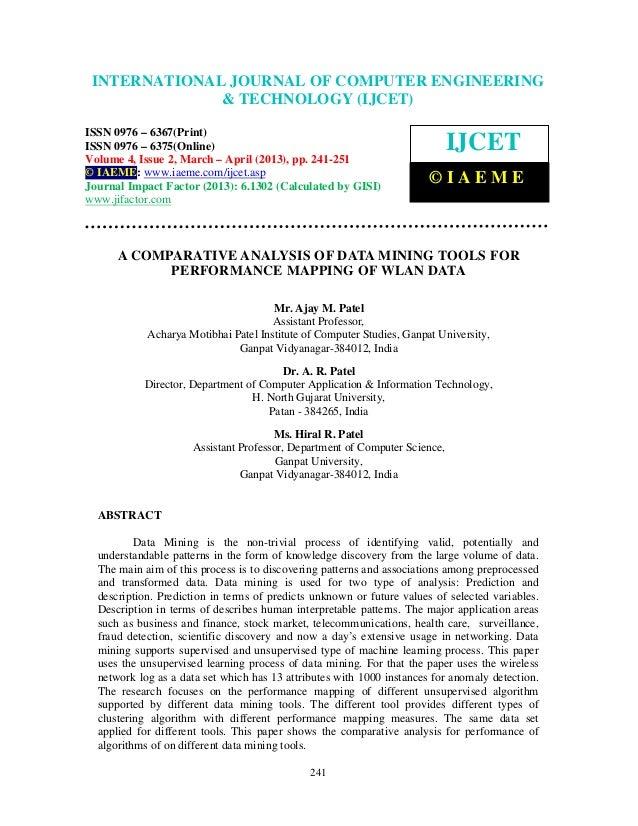 INTERNATIONALComputer Engineering and2,Technology ENGINEERING  International Journal of                             JOURNA...
