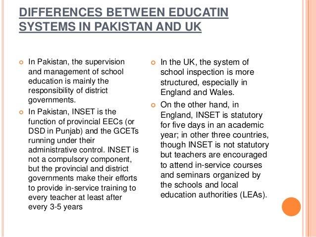 Essay : Education System In Pakistan