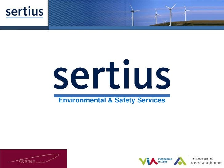 Environmental & Safety Services<br />