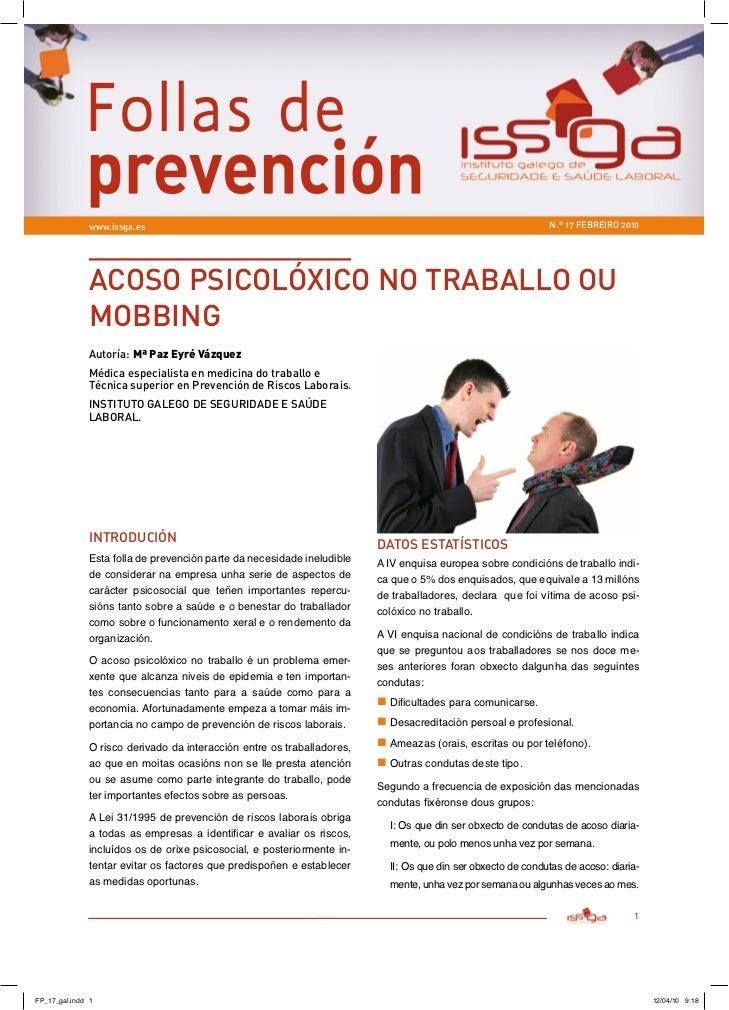Follas de              www.issga.es                                                                                   N.º ...
