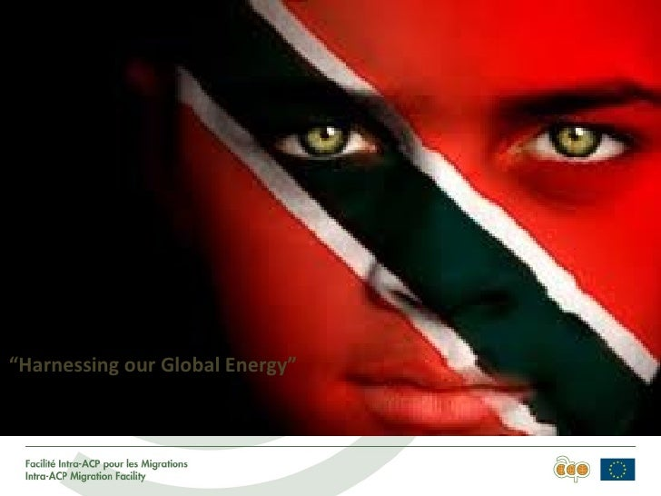 """""""Harnessing our Global Energy"""""""