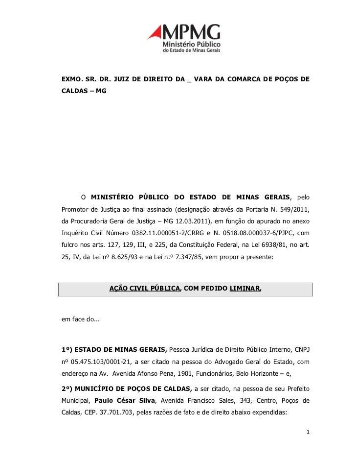 Acp poços caldas licenciamento plano diretor 10