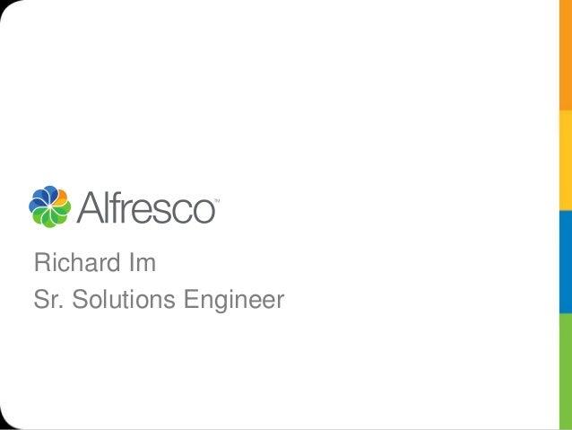 Richard ImSr. Solutions Engineer