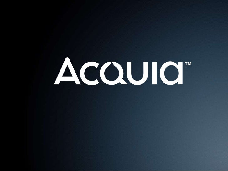 Running High Availability Websites with Acquia and AWS