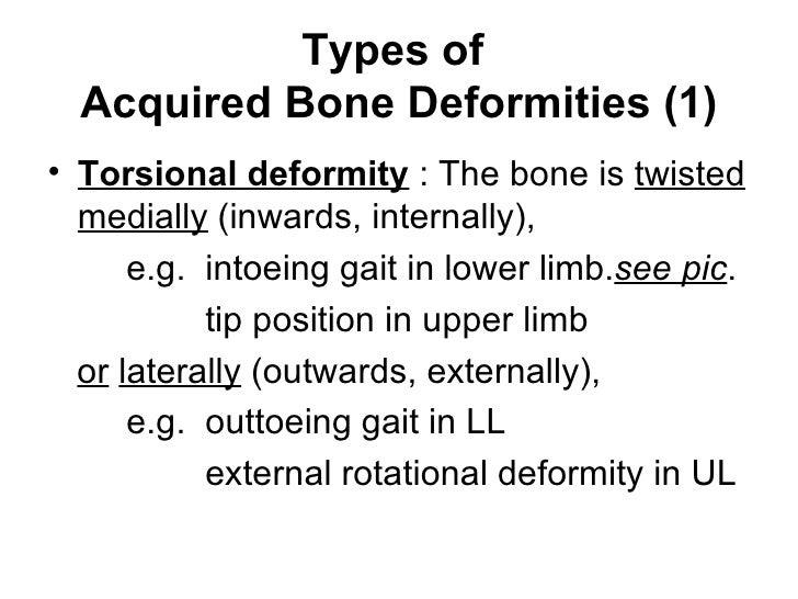 deformities of skeleton : a branch of medicine concerned with the correction or prevention of deformities, disorders, or injuries of the skeleton and associated structures (such as tendons.