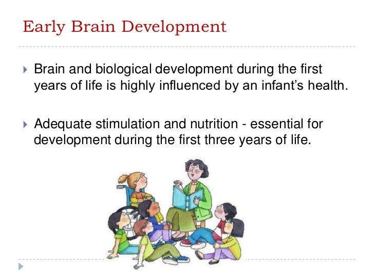 factors affecting child development Early child development is influenced by a variety of biological and environmental factors two key biological factors include nutrition and gender.