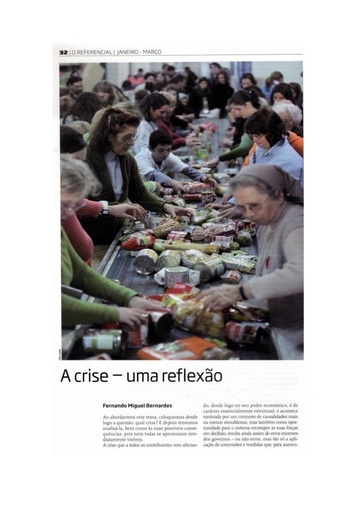 A crise