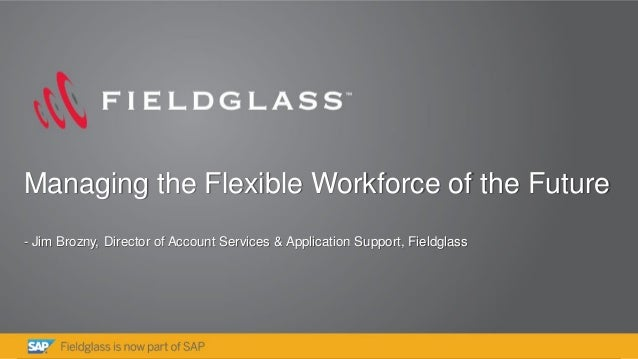 Managing the Flexible Workforce of the Future [Amsterdam]