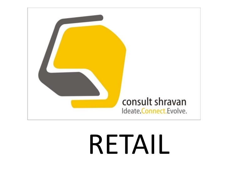 A cs presentation on retail