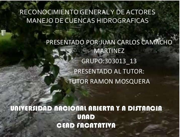 Act.2 reconocimiento del curso manejo de cuencas hidrograficas