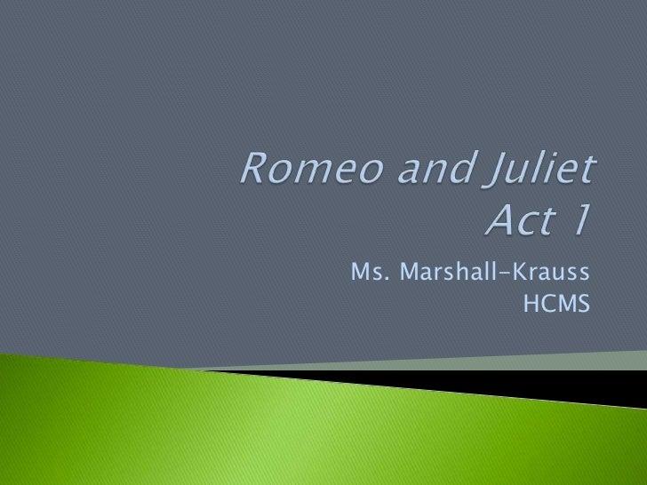 Ms. Marshall-Krauss              HCMS