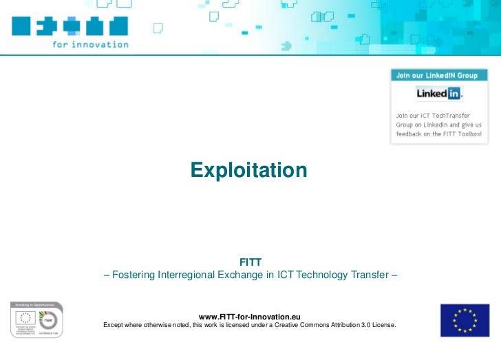 FITT Toolbox: Exploitation