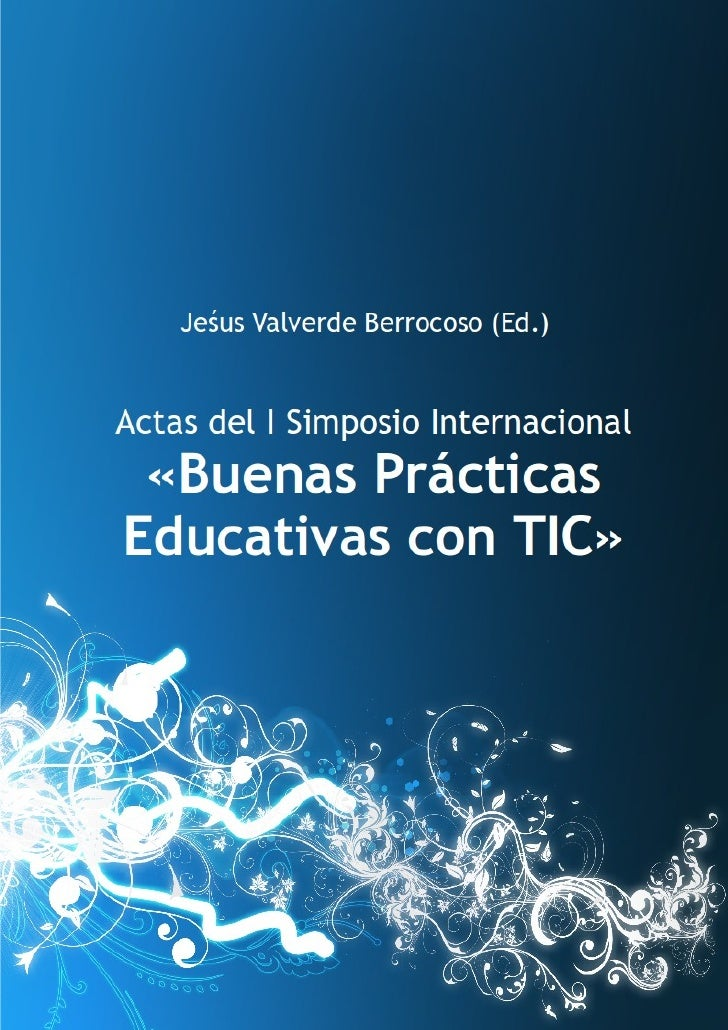 I Simposio Internacional«Buenas Prácticas Educativas con TIC»