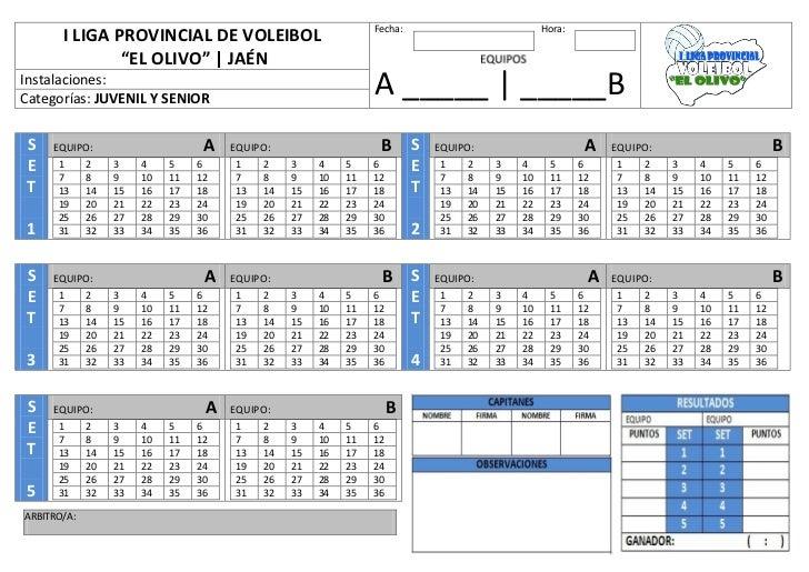 Acta voleibol 2011 12