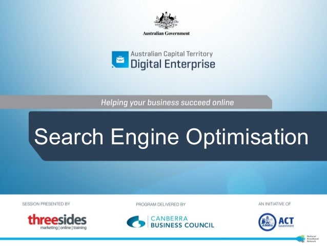 Search Engine Optimisation for Business - Threesides Marketing