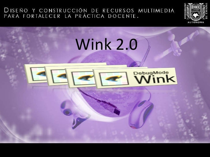 Wink 2.0