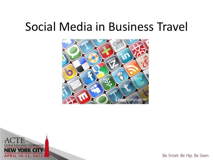 Social Media in Business Travel<br />