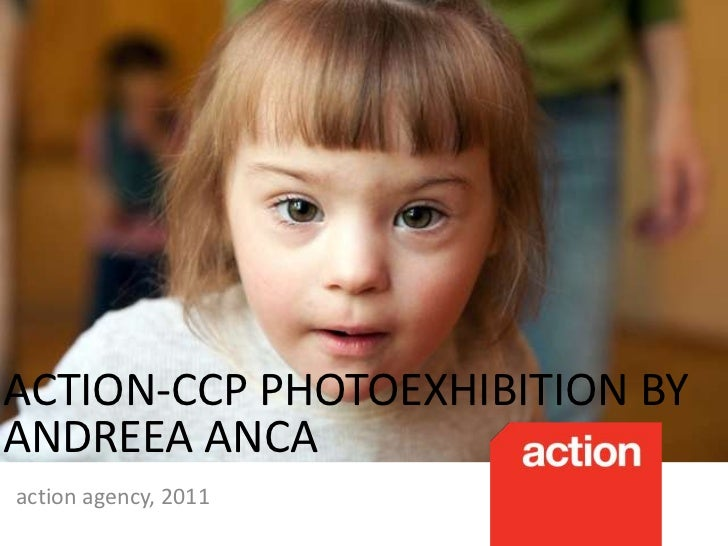 Action ccp photoexhibition by andreea anca