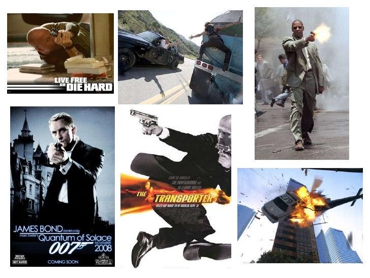 Action-thriller films