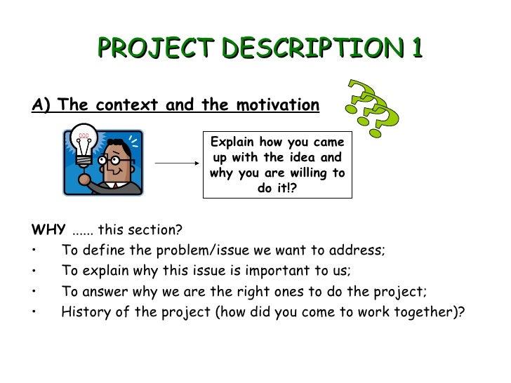 Action 5 project_description