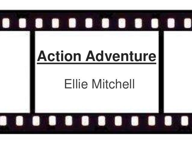 Action Adventure Ellie Mitchell