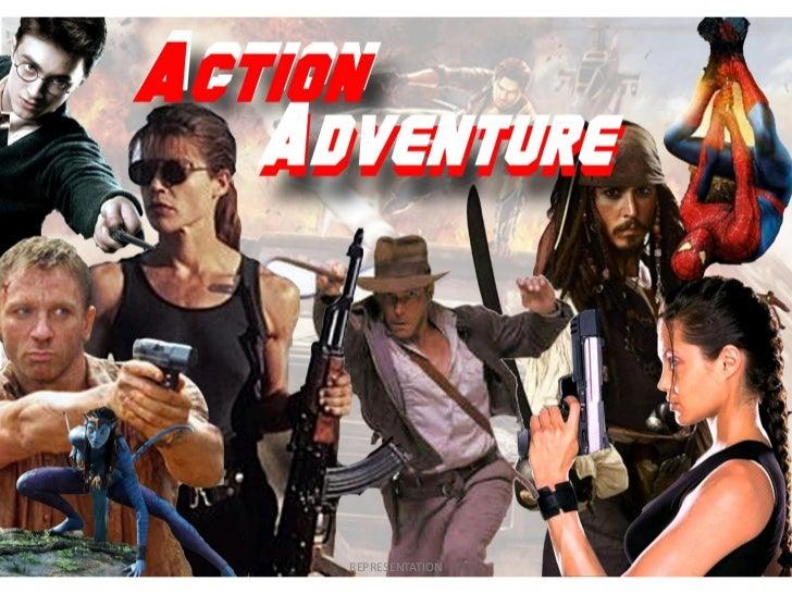 Action adventure revision pt1