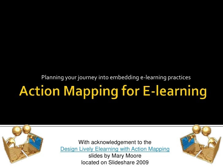 Planning your journey into embedding e-learning practices                   With acknowledgement to the        Design Live...